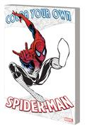 Color Your Own Spider-Man TP *Special Discount*