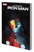 Infamous Iron Man TP Vol 01 Infamous *Special Discount*