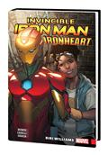 Invincible Iron Man Ironheart Prem HC Vol 01 Riri Williams *Special Discount*