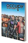 Occupy Avengers TP Vol 01 Taking Back Justice *Special Discount*