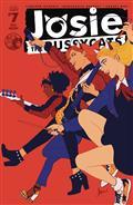 Josie & The Pussycats #7 Cvr A Reg Audrey Mok