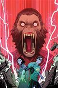 Planet of Apes Green Lantern #4 Main Cvr