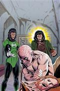 Planet of Apes Green Lantern #4 20 Copy Incv Rivoche (Net)