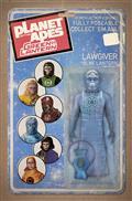Planet of Apes Green Lantern #4 Unlock Action Figure Var