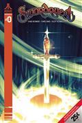Swordquest #0 Cvr A Montes