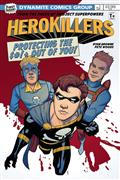 Project Superpowers Hero Killers #1 Cvr A Woods *Special Discount*
