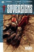 Sovereigns #1 Cvr A Segovia *Special Discount*