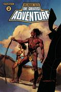 Greatest Adventure #2 Cvr A Nord