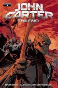 John Carter The End #4 Cvr A Brown