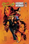 Wonder Woman 77 Bionic Woman #6 (of 6) Cvr A Staggs