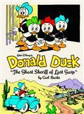 Walt Disney Donald Duck HC Vol 09 Ghost Sheriff Last Gasp (C