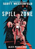 Spill Zone HC GN Vol 01 (C: 1-1-0) *Special Discount*