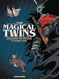 Magical Twins Dlx HC (C: 0-0-1)