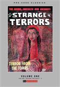 Pre Code Classics Strange Terrors HC (C: 0-1-1)