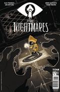 Little Nightmares #1 (of 4) Cvr A Alexovich *Special Discount*