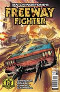 Ian Livingstones Freeway Fighter #1 (of 4) Cvr A Coleby *Special Discount*