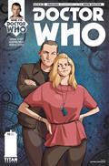 Doctor Who 9Th #15 Cvr A Zanfardino