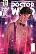 Doctor Who 11Th Year Three #8 Cvr B Photo