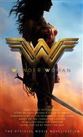 Wonder Woman Official Novelization MMPB