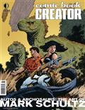 Comic Book Creator #15 (C: 0-1-1)