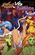 Street Fighter vs Darkstalkers #2 (of 8) Cvr B Porter