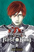 Requiem of The Rose King GN Vol 06 (C: 1-0-1)