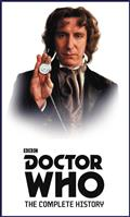 Doctor Who Comp Hist HC Vol 44 8Th Doctor Stories (C: 0-1-1)