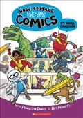 HOW-TO-MAKE-AWESOME-COMICS-SC-(C-0-1-0)