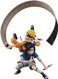 Naruto Shippuden Naruto & Sasuke Gem Pvc Fig (C: 1-1-2)