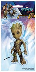 Guardians of The Galaxy Vol2 Groot Standing Decal (C: 1-1-0)