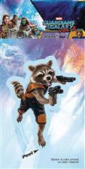 Guardians of The Galaxy Vol2 Rocket Decal (C: 1-1-0)