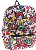 Nintendo Super Mario Character Backpack (C: 1-1-2)