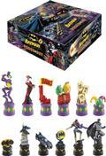 DC Batman Dark Knight vs Joker Chess Set (Net) (C: 1-0-2)