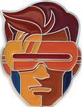 Mondo X Marvel Comics Cyclops Enamel Pin (C: 1-1-2)