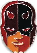 Mondo X Marvel Comics Daredevil Enamel Pin (C: 1-1-2)