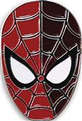 Mondo X Marvel Comics Spider-Man Enamel Pin (C: 1-1-2)