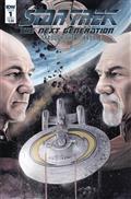 Star Trek Tng Through The Mirror #1 Cvr A Woodward (C: 1-0-0