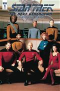 Star Trek Tng Through The Mirror #1 10 Copy Photo Cvr Incv (
