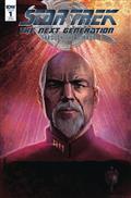 Star Trek Tng Through The Mirror #1 20 Copy Incv (Net)