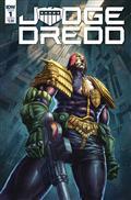 Judge Dredd Under Siege #1 Cvr B Quah