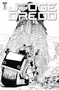Judge Dredd Under Siege #1 10 Copy Incv (Net)