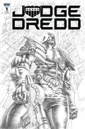 Judge Dredd Under Siege #1 20 Copy Incv (Net)