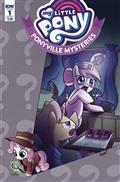 My Little Pony Ponyville Mysteries #1 Cvr A Garbowska