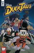 Ducktales #9 Cvr A Ghiglione (C: 1-0-0)