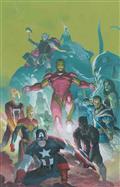 Avengers #1 Ribic Var