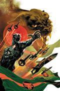 Black Panther #1 Putri Var