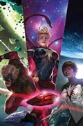 Infinity Countdown Captain Marvel #1