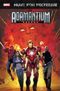 Hunt For Wolverine Adamantium Agenda #1 (of 4)