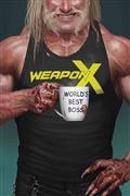 Weapon X #17 Leg