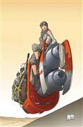 Star Wars Last Jedi Adaptation #1 (of 6) Quesada Var